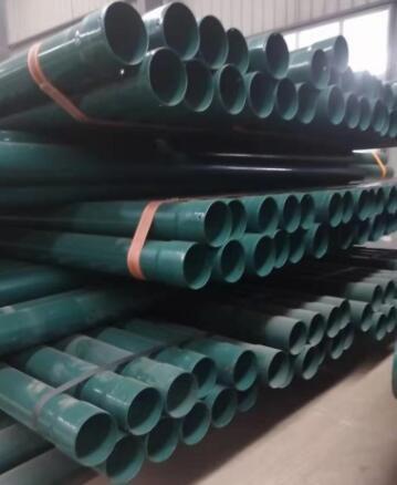福清热浸塑钢管